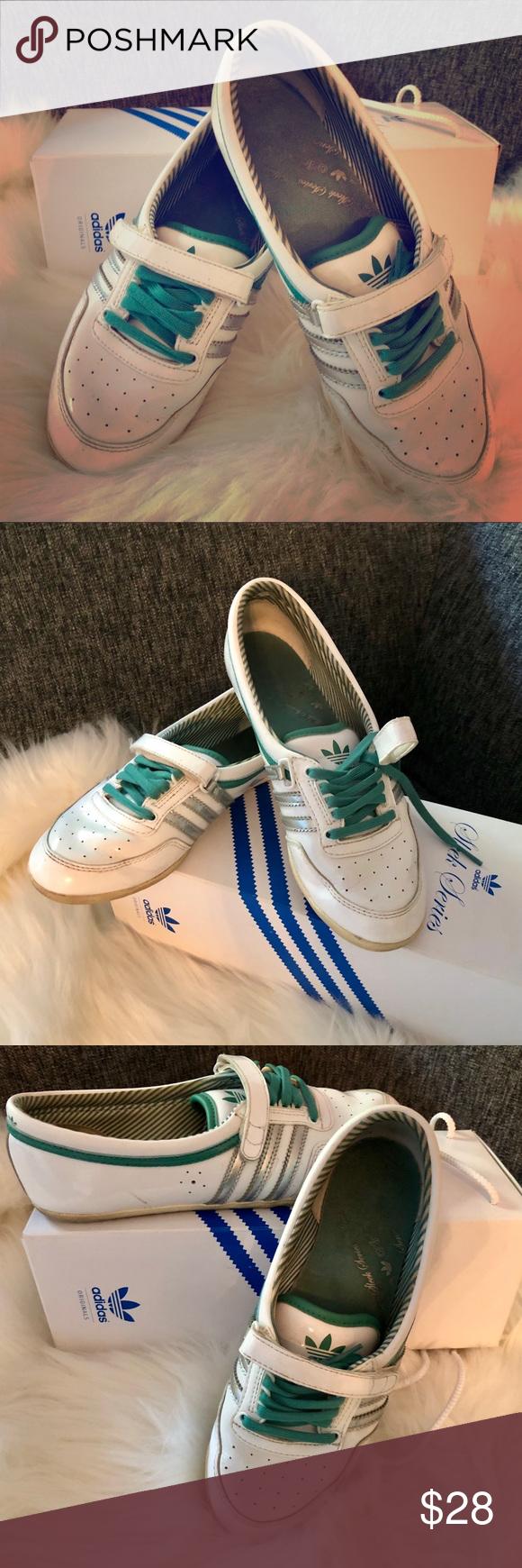 adidas Shoes | Rare Sleek Series Concord Round Sz 10 | Poshmark