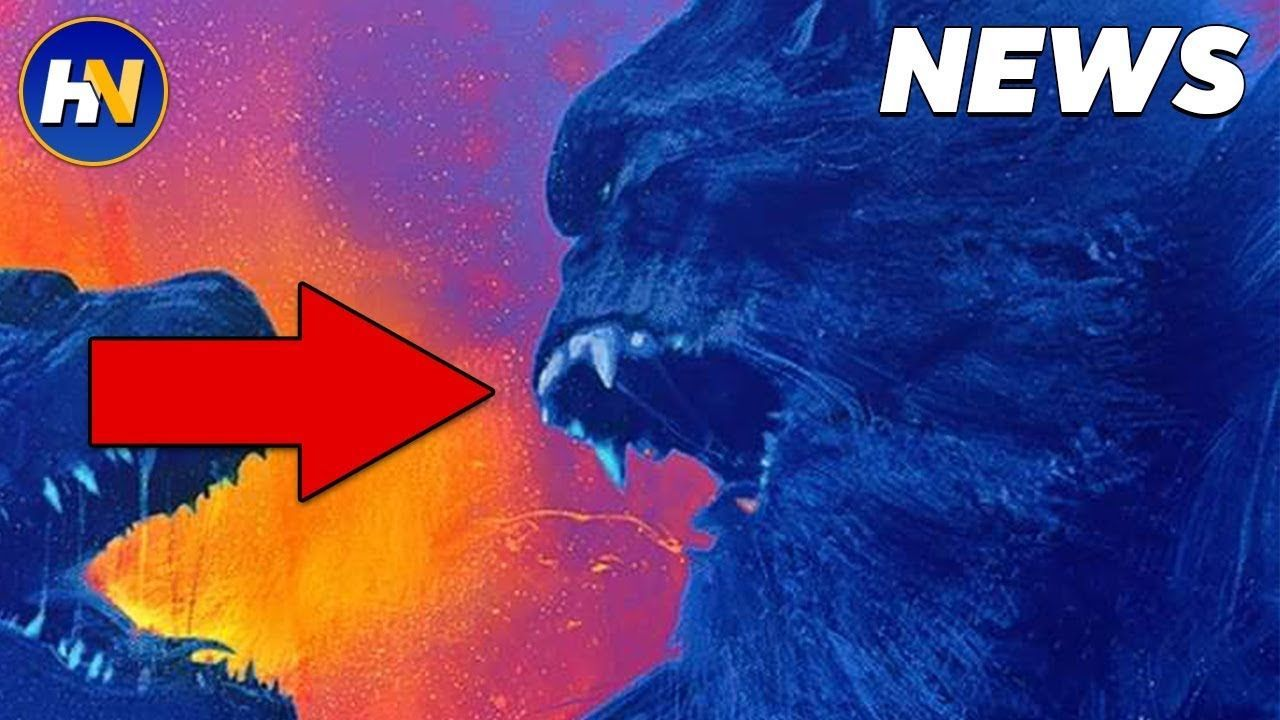 FIRST LOOK Older Kong With Beard From Godzilla VS Kong in