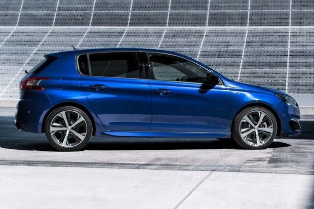 New Release Peugeot 308 Review Side View Model