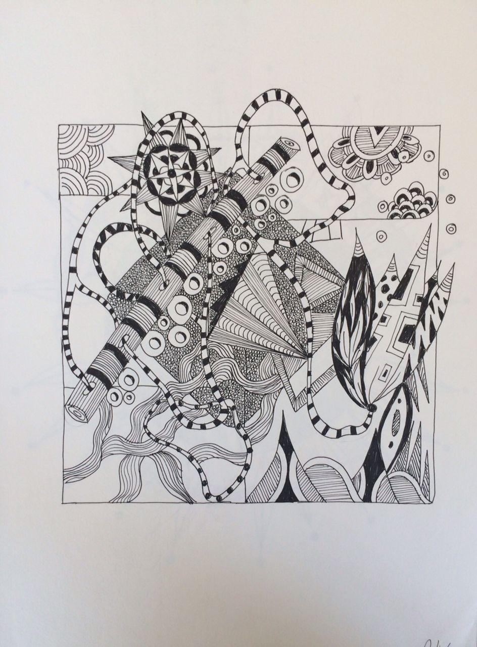 zentangles tumblr zentangle5 pinterest zentangles doodles