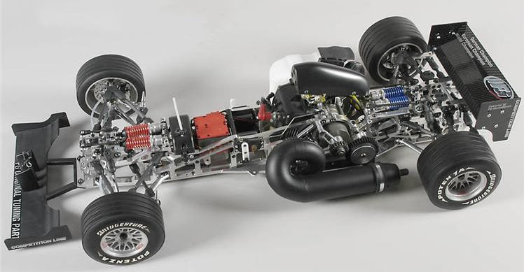 Rc Cars For Sale Online South Africa: FG Formula 1 Competition Model