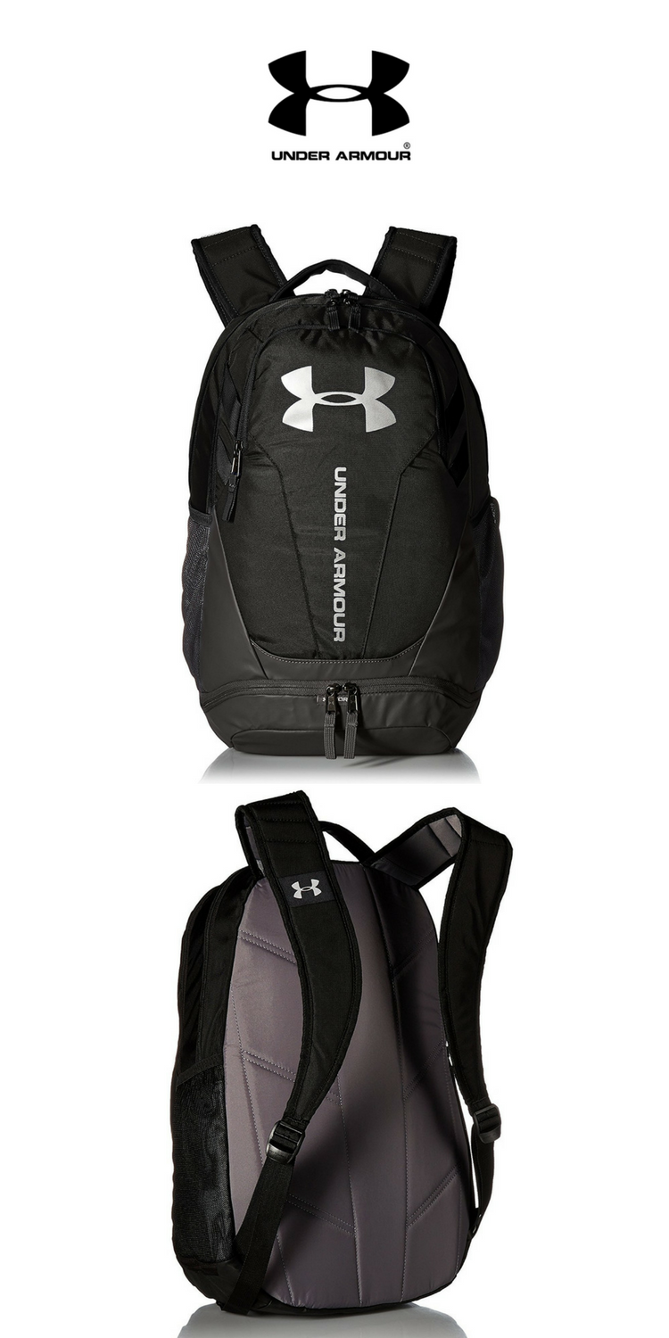 7090a3a62d07b Under Armour - Hustle 3.0 Backpack