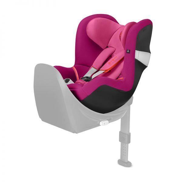 cybex si ge auto groupe 0 1 sirona m2 i size base m non inclus passion pink si ge auto. Black Bedroom Furniture Sets. Home Design Ideas
