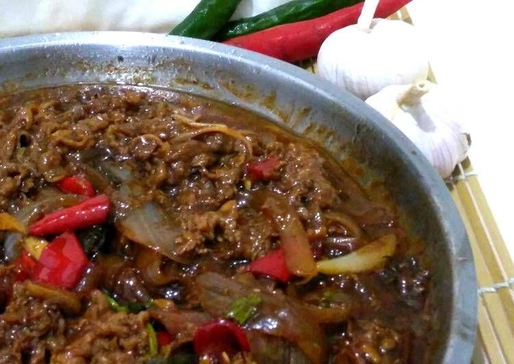 Black Pepper Beef Slice Ide Resep Setiap Hari Resep Di 2020 Makanan Daging Sapi Paprika