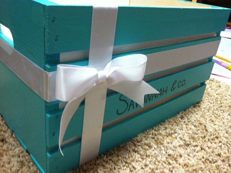 Sunday Spotlight: My Little\'s Craft Crate | Crates, Tiffany and Blanket