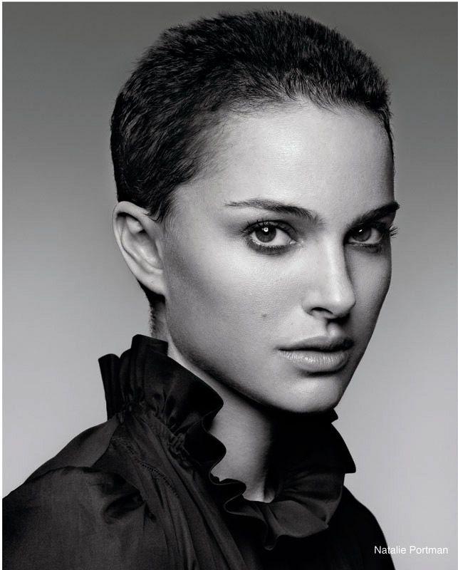 Natalie Portman by Alex Cayley