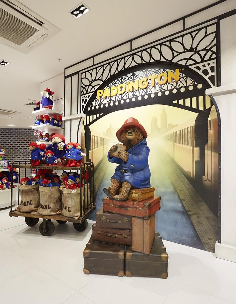The Toy Store Uk In London Nobody S Alike Which Means Everone Fits In Paddington Bear By Propability Uk Paddington Bear Toy Store Paddington
