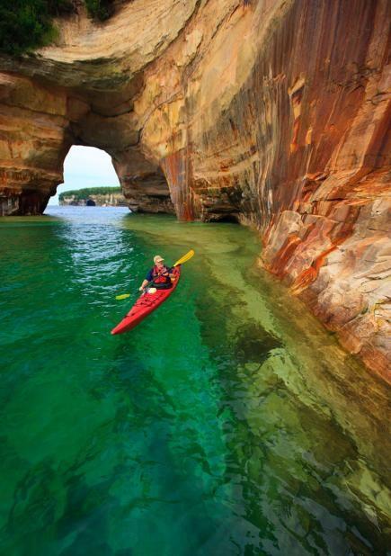 Top Attractions In Michigan S Upper Peninsula Upper