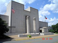 A visit to the Masonic Grand Lodge of Texas, AF&AM