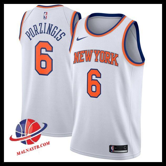049c155bb5892 maillot basket flocage personnalisé, Maillot Basket New York Knicks 2017/18