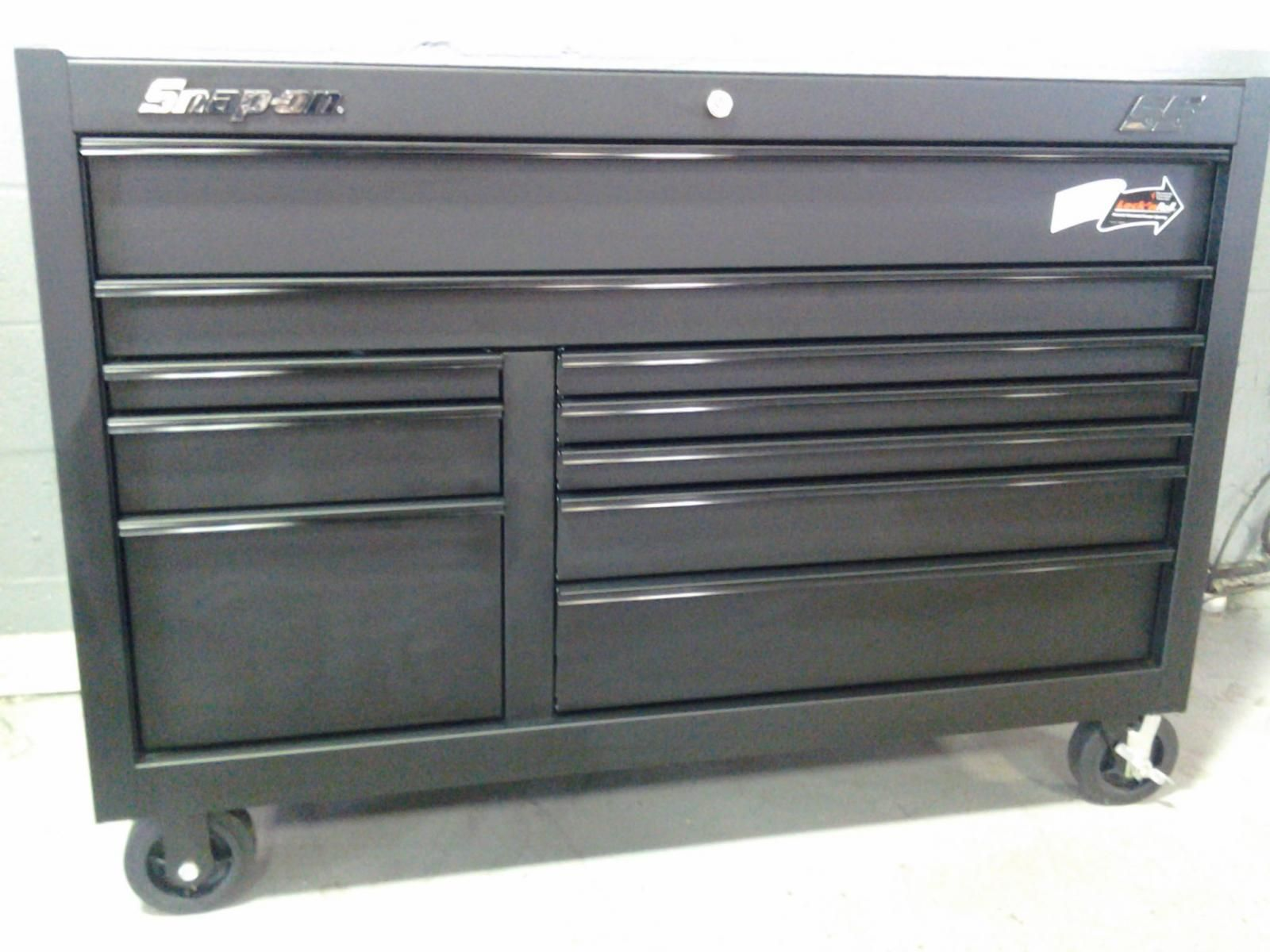My Snap On Classic 78 flat black tool box Tools