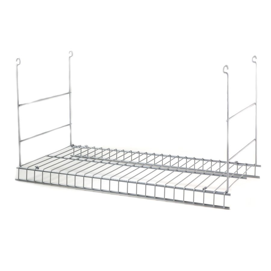 Shop ClosetMaid Wire Add-On Hanging Kit at Lowes.com | DIY ...