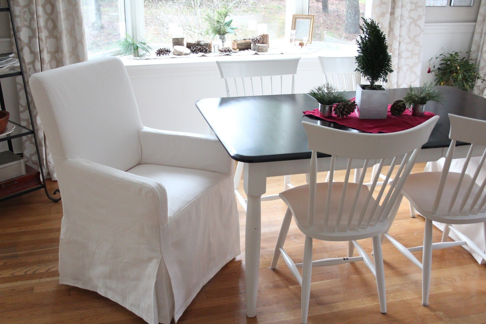 Getting The Wrinkles Out Of Slipcovers