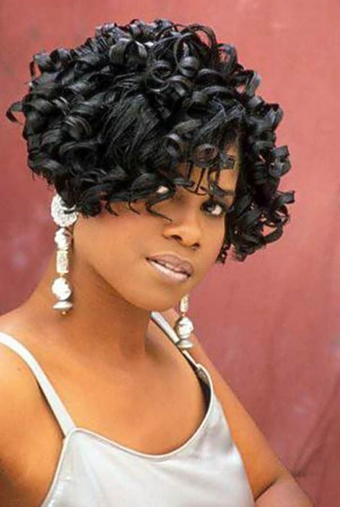 African American Hairstyles Google Search Short Curly