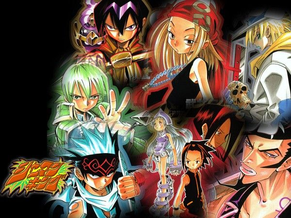 Shaman King Anime Old Anime Manga Anime