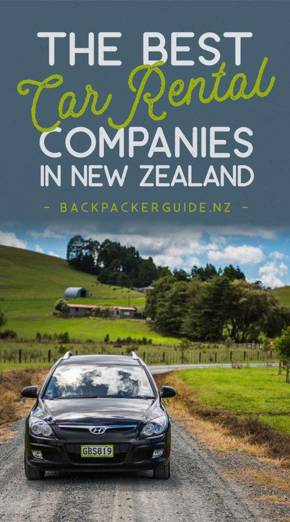 The Best Car Rental Companies in New Zealand New Zealand