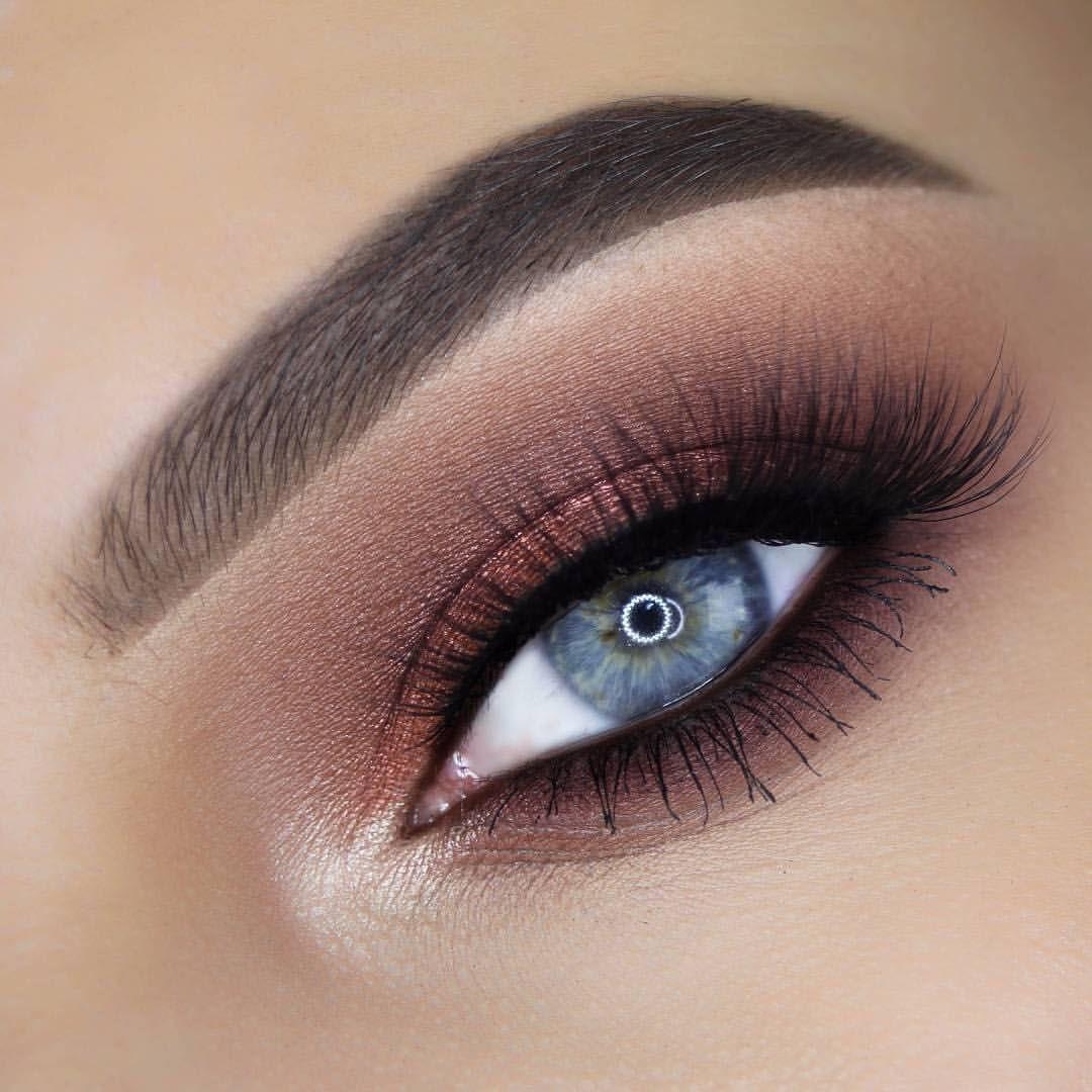 Pin by JillianWoj on Beauty in 2019 Burgundy eyeshadow
