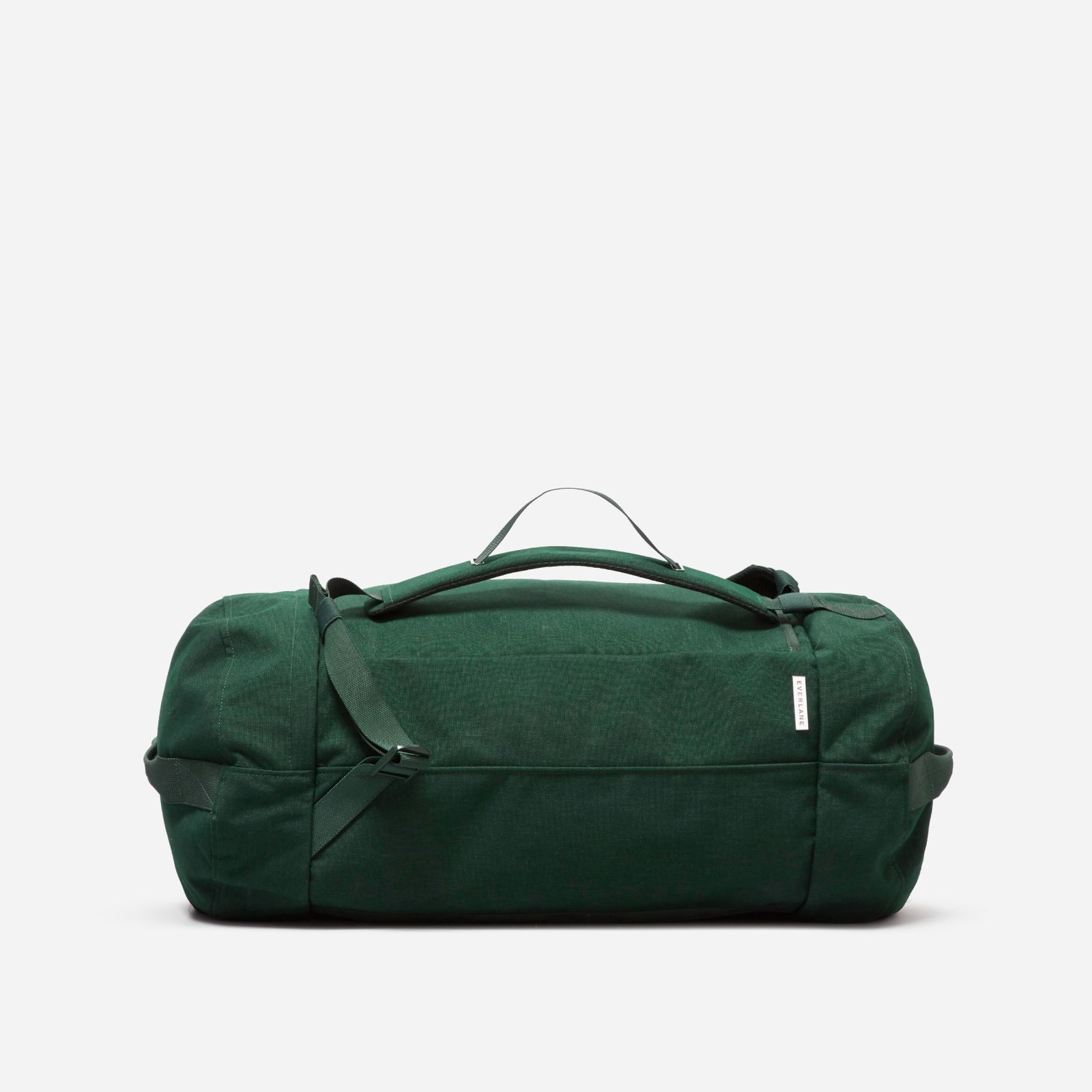 37dcd3ac6823 Travel Duffel Bag by Everlane in Dark Green | Products in 2019 ...