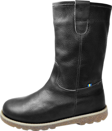 Leather Boot Ingrid From Kavat Black Shop Online At Wwwkavatcom