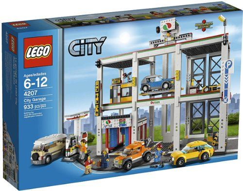 Pin by Joey Lester on Lego Sets | Lego city garage, Lego city sets