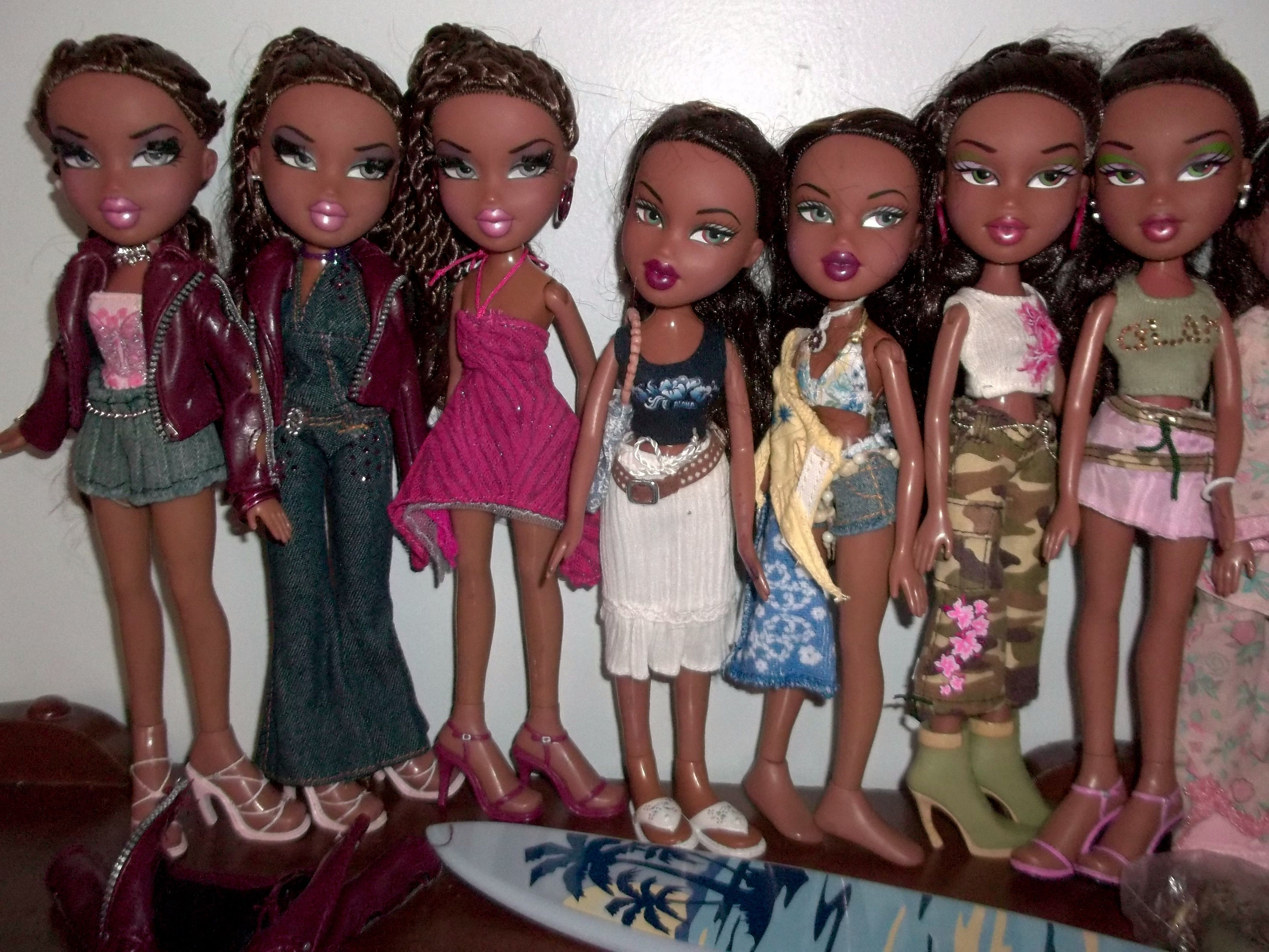 Bratz 2004 Sasha Bratz Girls Bratz Doll Fashion