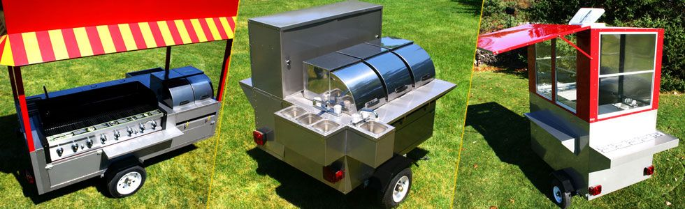 California Grill Hot Dog Cart – Hot Dog Cart Company
