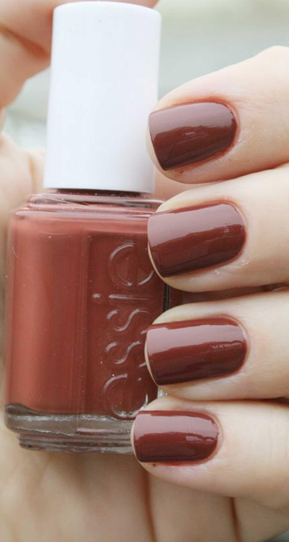 Amazing Essie Nail Colors You\'ll Love This Fall Season | El cuerpo ...