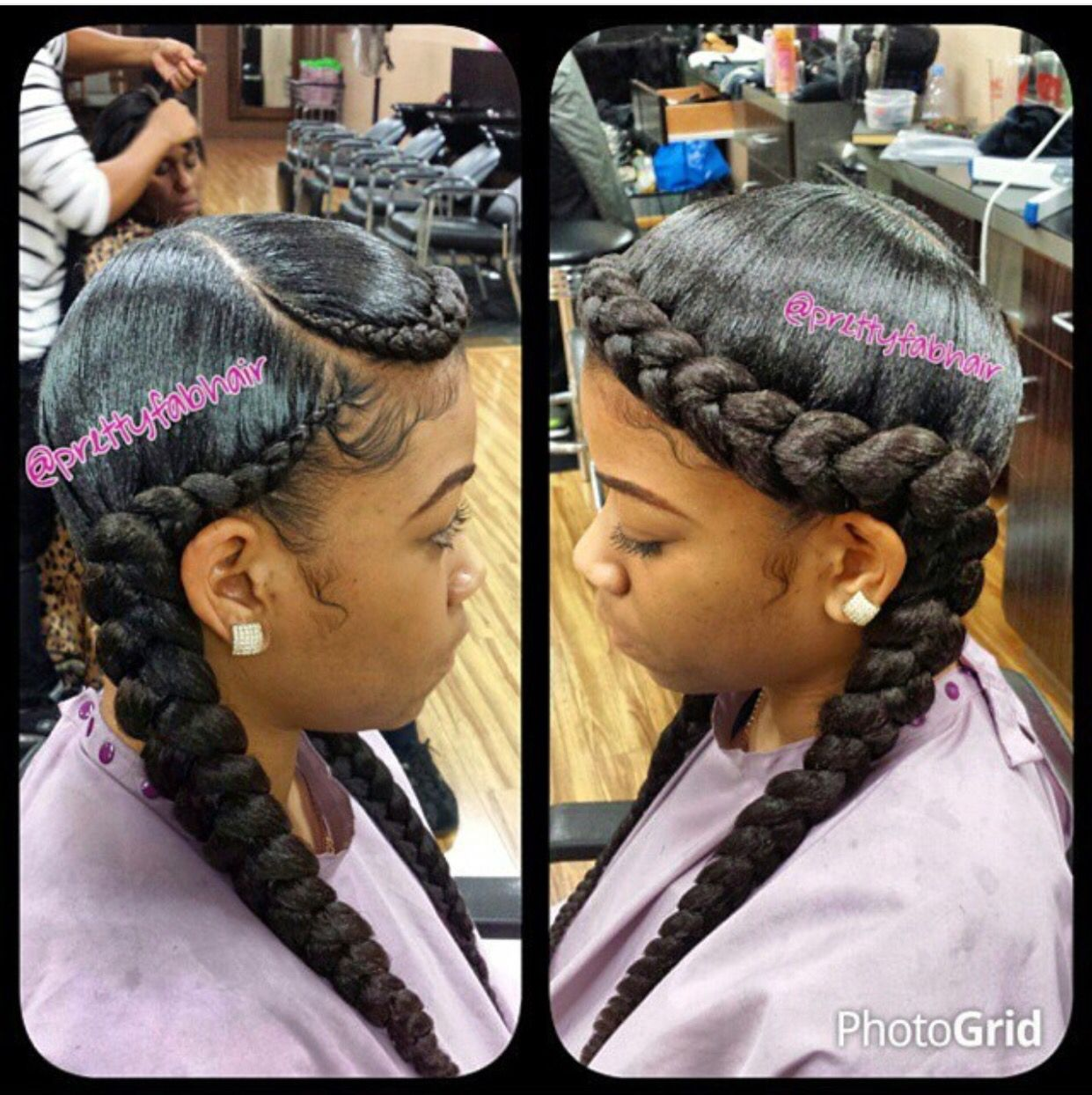 Long Hairstyle Photos For Women Two Braid Hairstyles Braids Hairstyles Pictures Braided Hairstyles