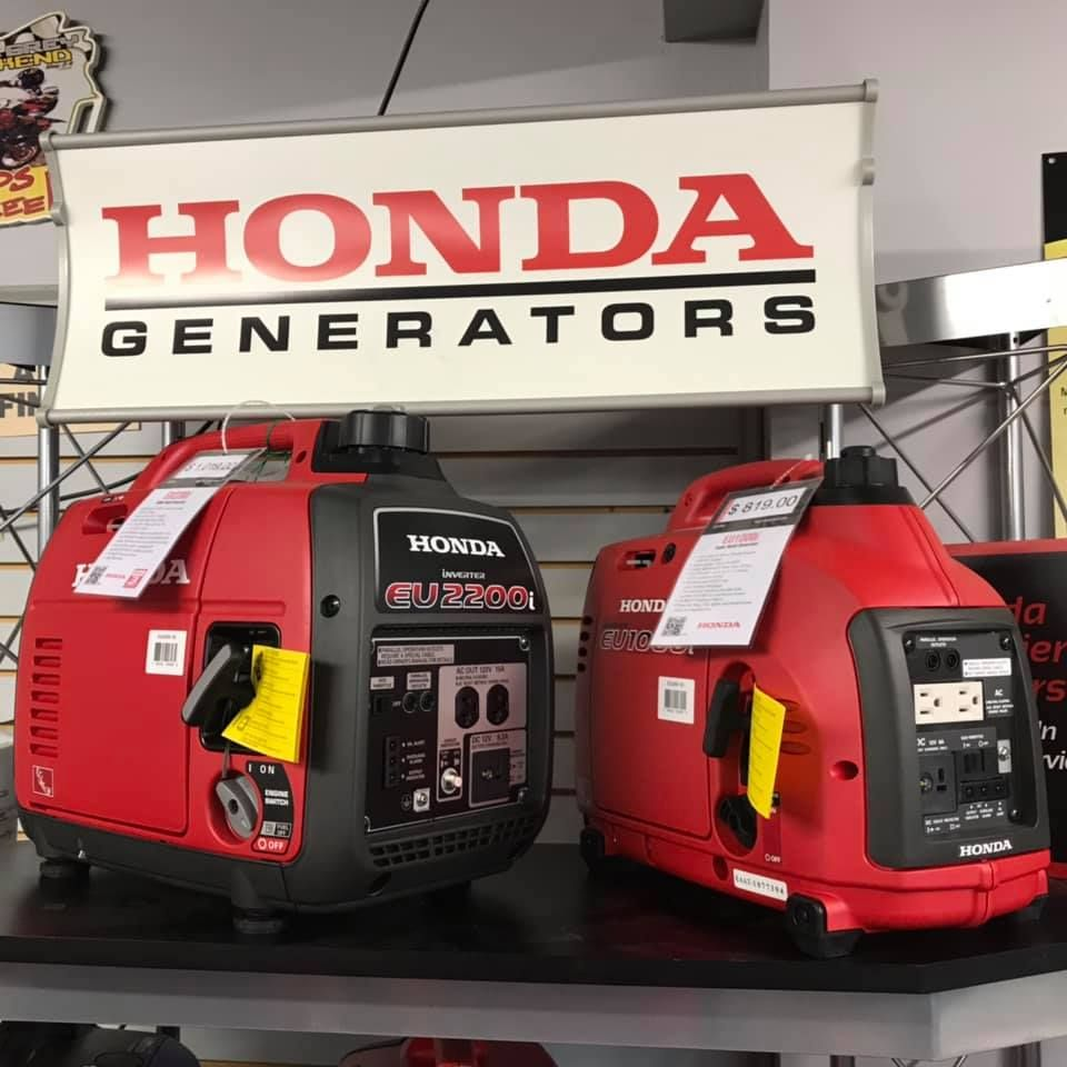 With snow in the forecast, do you want to break your back shoveling or would you rather break-in your new Honda snow thrower? Come down to Pete's Cycle to prep for the storm. We have all of the new Honda snow throwers, and Generators available. As always buying a generator or snow thrower from us includes free setup and a tank of gas making you ready to tackle the winter storms. Special financing available as well. #HondaPowerEquipment #PetesCycleBaltimore #YamahaPowerEquipment