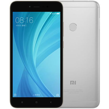 Xiaomi Redmi Note 5a High Ed 4gb 64gb Dual Sim Silver Dual Sim Xiaomi Phone