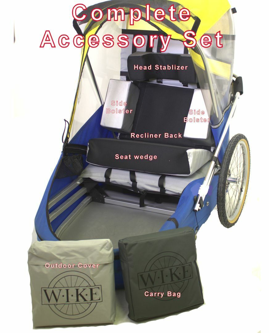 Extra Large Special Needs Bicycle… Wike The Walk and