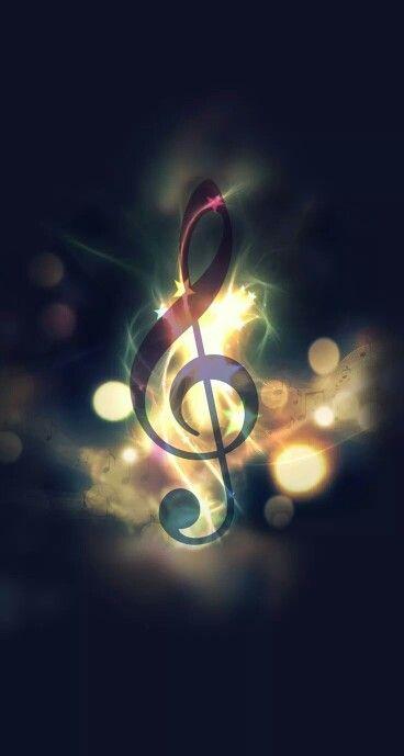 Music Notes Music Wallpaper Music Backgrounds Musical Art