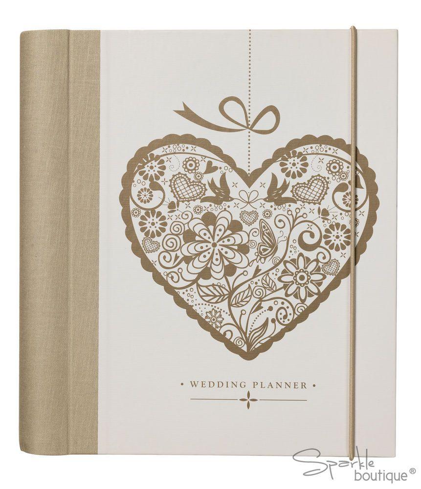 LUXURY WEDDING PLANNER BOOK Journal Organiser