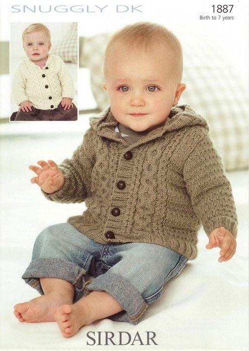 sirdar | ropa bebe | Pinterest | Ropa bebe, Tejido y Bebe