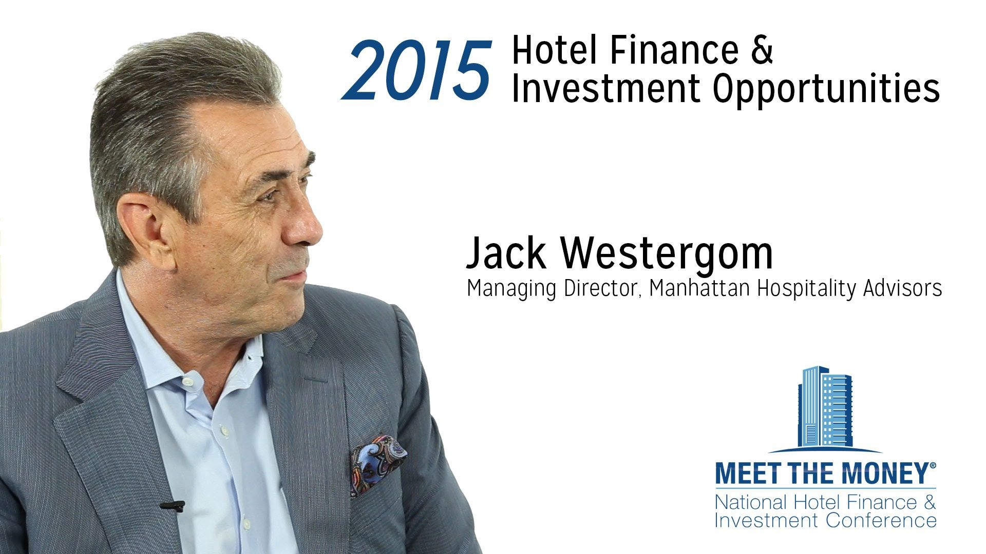 Jack Westergom Discusses Hotel Operating Agreements Asset