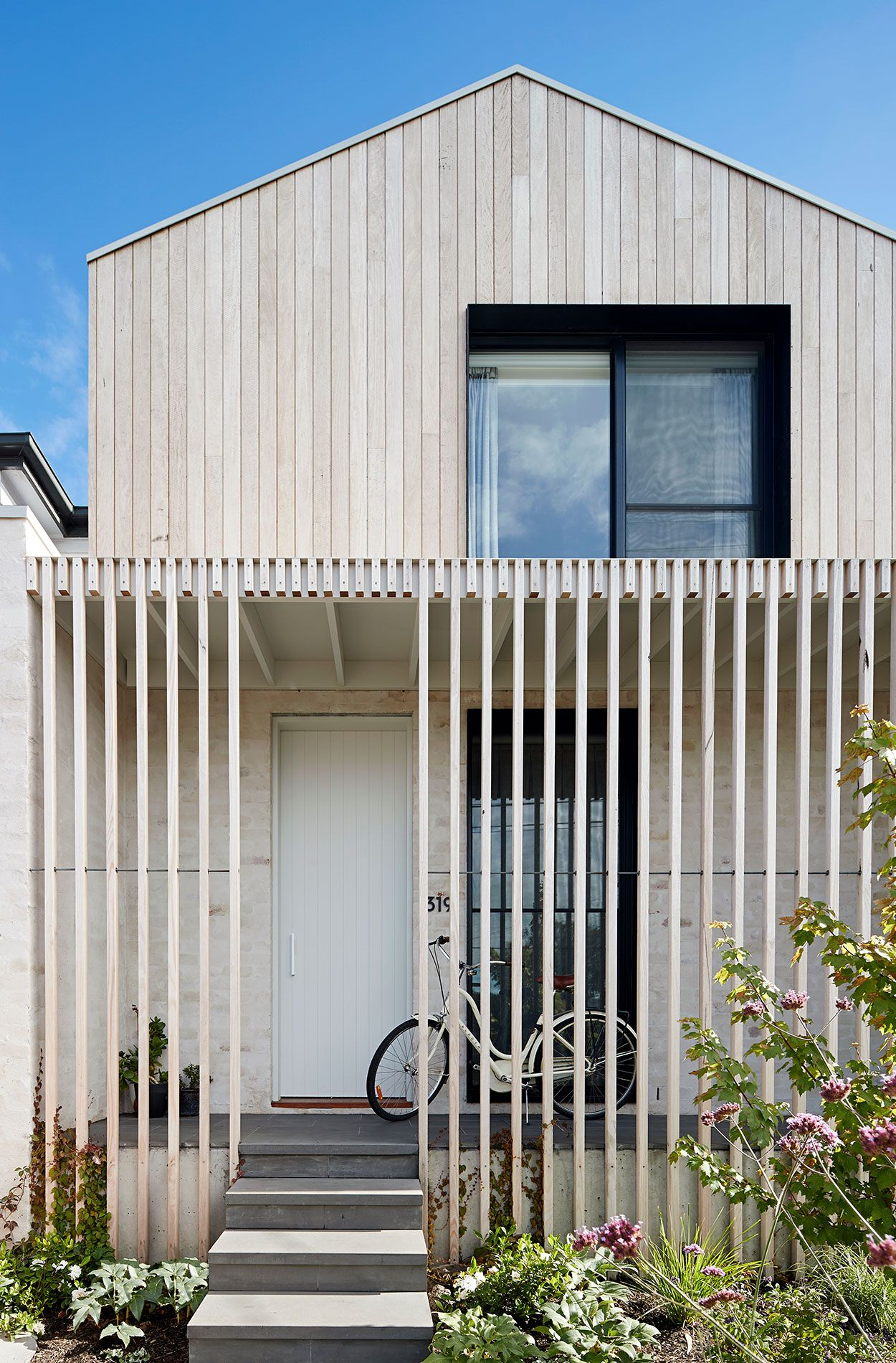 LLLBion House by Tecture  Project Feature  Melbourne VIC Australia  12112019