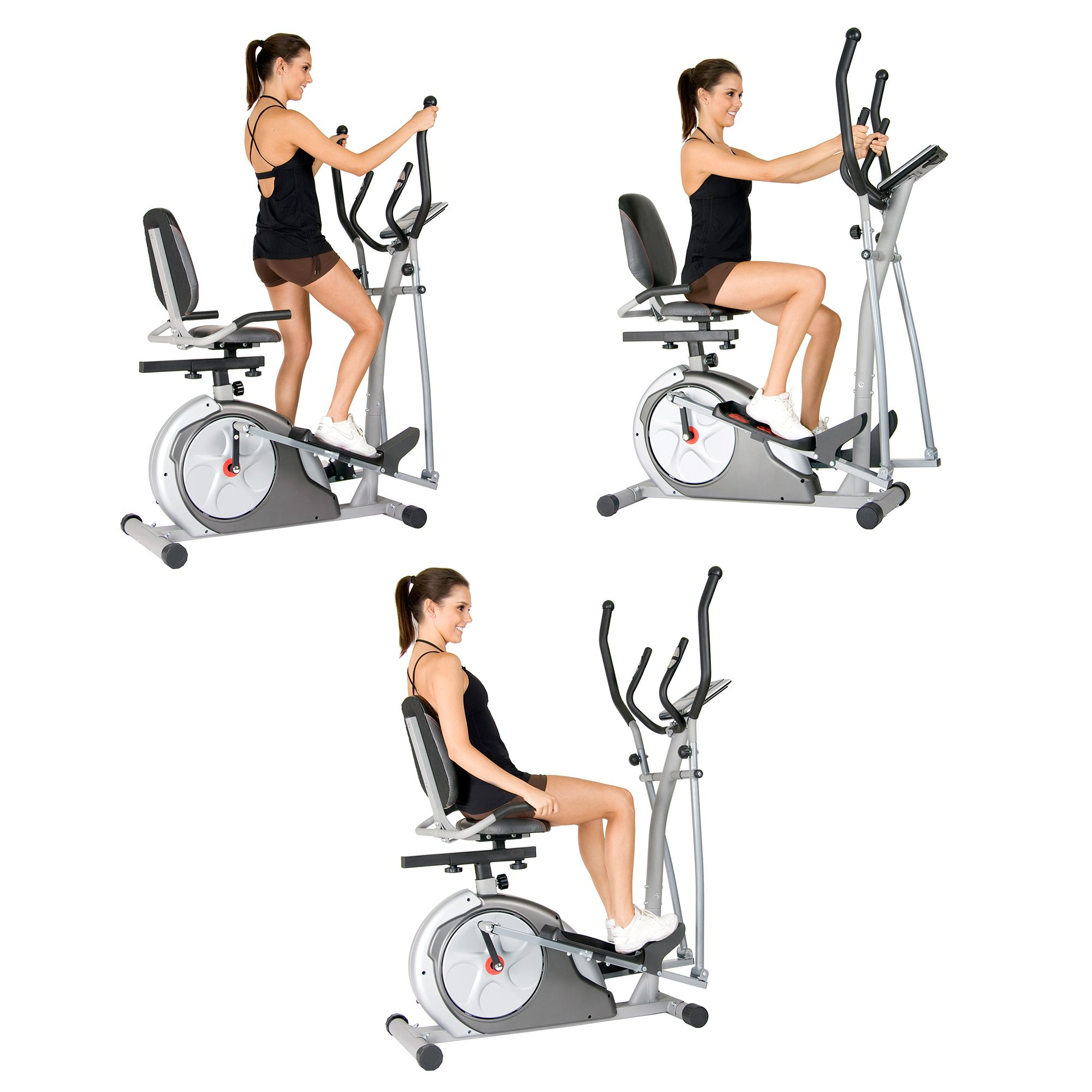 Sports Outdoors Workout Machines Cross Trainer Bike