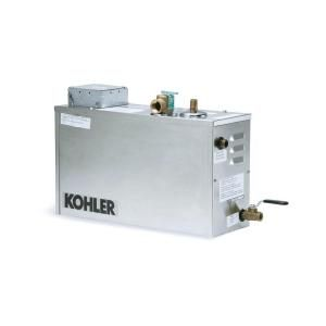 Kohler Fast Response 7kw Steam Generator 1100 Up To 112 Cu Ft