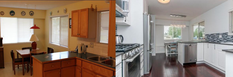 Kitchen Transformation Kamloops Bc 250 775 0076 Kitchens