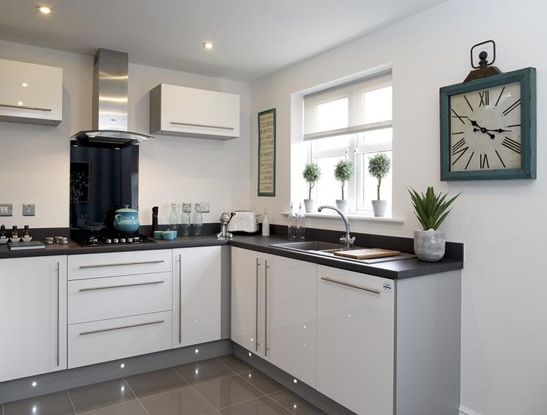Stonebridge Fold | Miller Homes | Well Designed Homes For #modern Living  #kitchen #