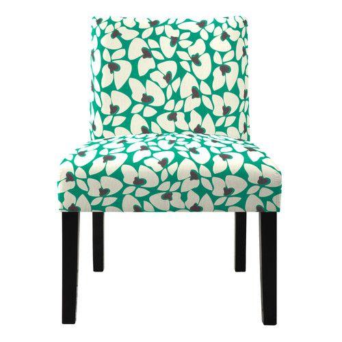 Found It At Wayfair   Nate Floral Slipper Chair