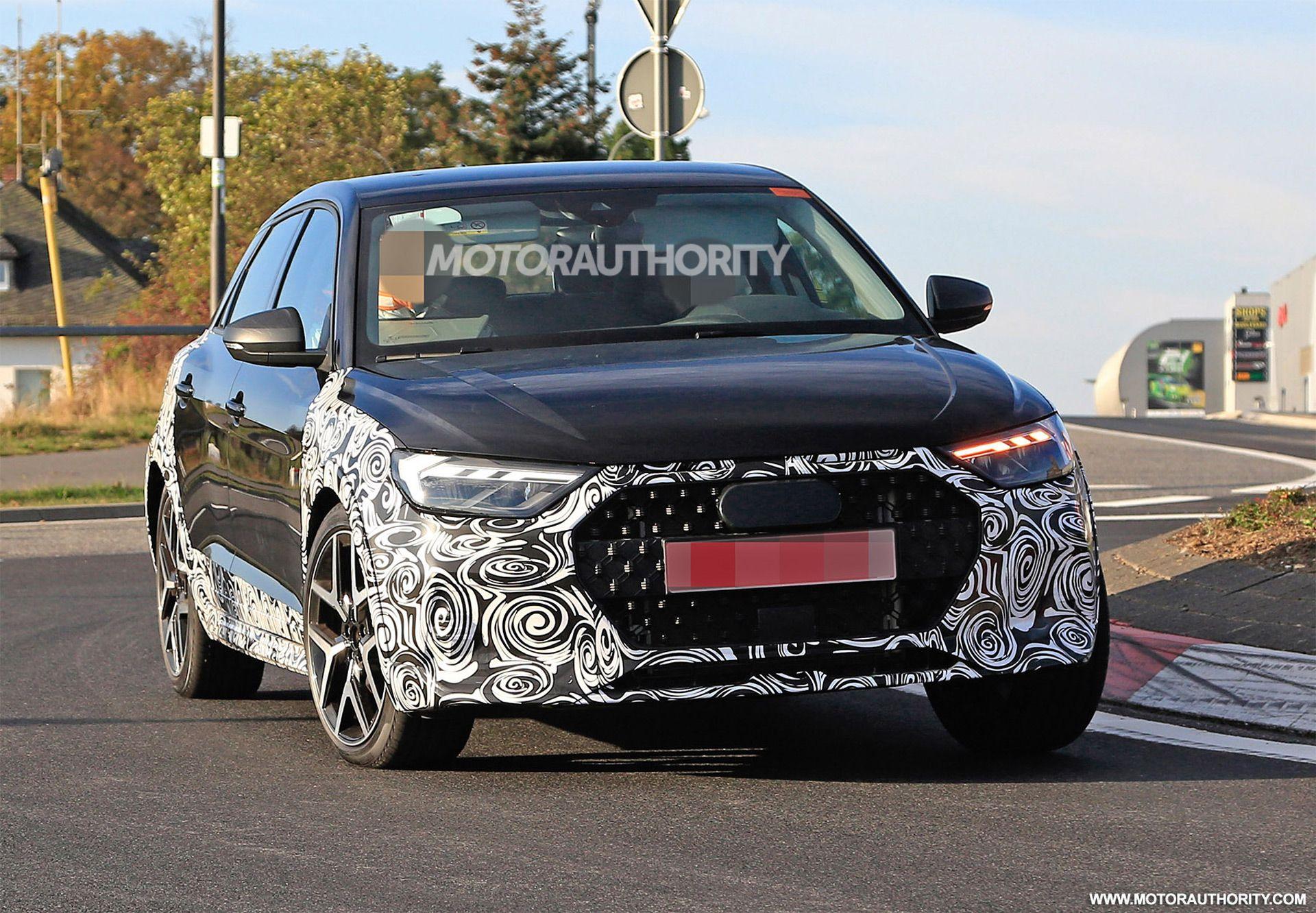 2020 Audi A1 Allroad Spied Audi a1