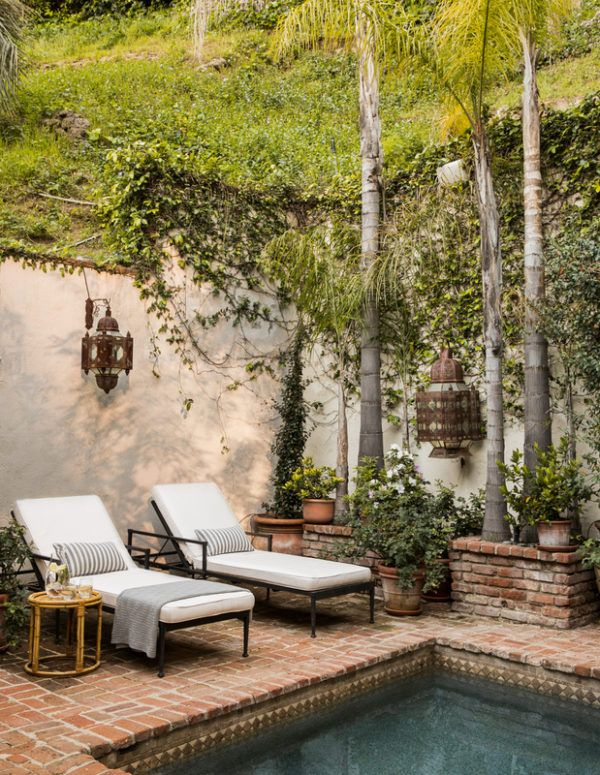 LDV Exclusive A California Home with Patina Outdoor Living