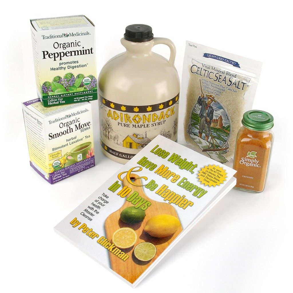 Master Cleanse Secrets and A 10 Day Diet Plan