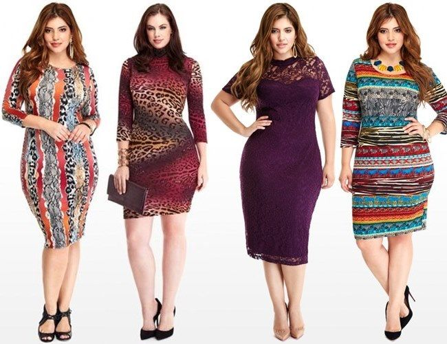 Fall Winter 2014 Plus Size Wedding Guest Dress From Fashion To