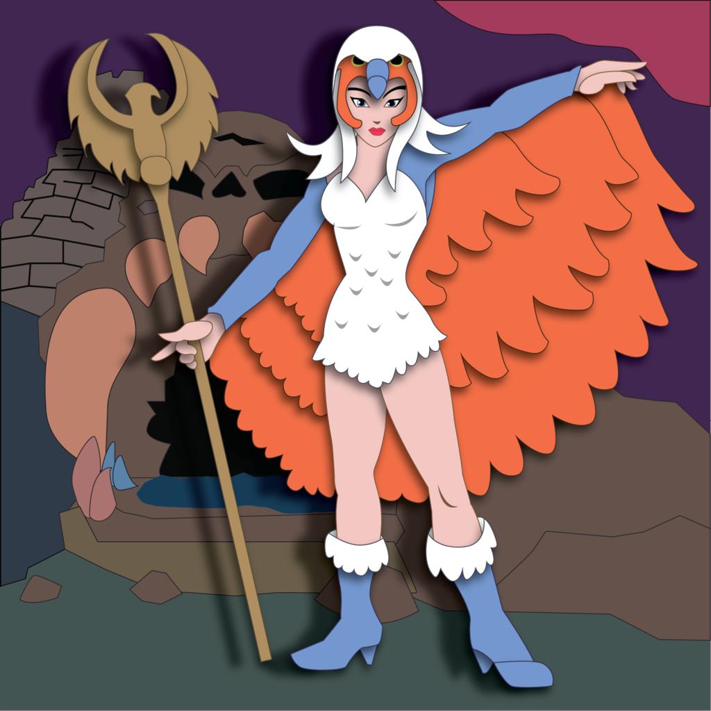 Image result for sorceress of grayskull Cartoons
