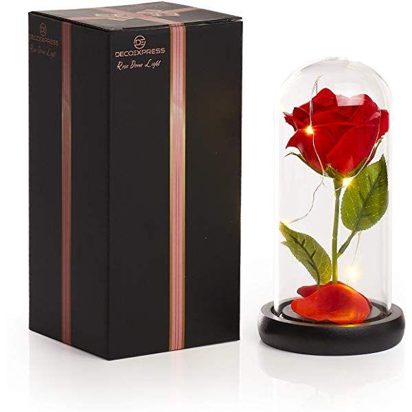 Cumplea/ños Regalo D/ía de la Madre ect -18pcs XLKJ Rosa en Caja de Regalo Jab/ón de Ba/ño Rosas Regalo para el D/ía de San Valent/ín