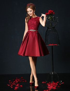 Vestir de gala mujer