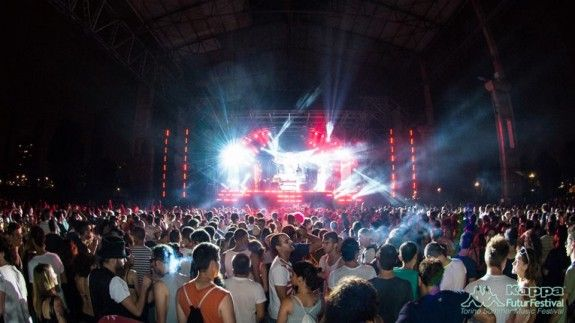 Musica: Kappa Futurfestival, musica, prato, fiume, performance, relax, ... - ziguline