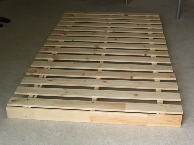 Diy Ultimate Sturdy Bed Next Project Low Bed Frame Diy Bed Frame Diy Bed Frame Easy